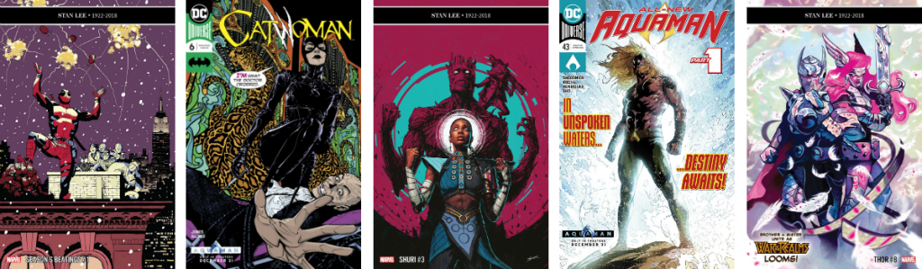(Mostly Marvel) March Solicits — CASUAL WEDNESDAYS WITH DOOMROCKET