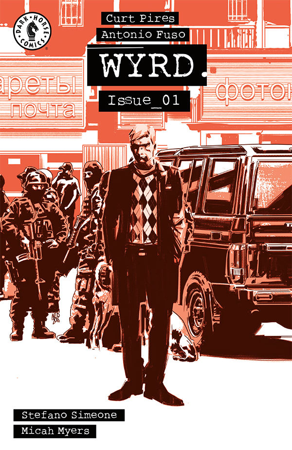 Staff Picks: 'Peter Cannon: Thunderbolt' #1