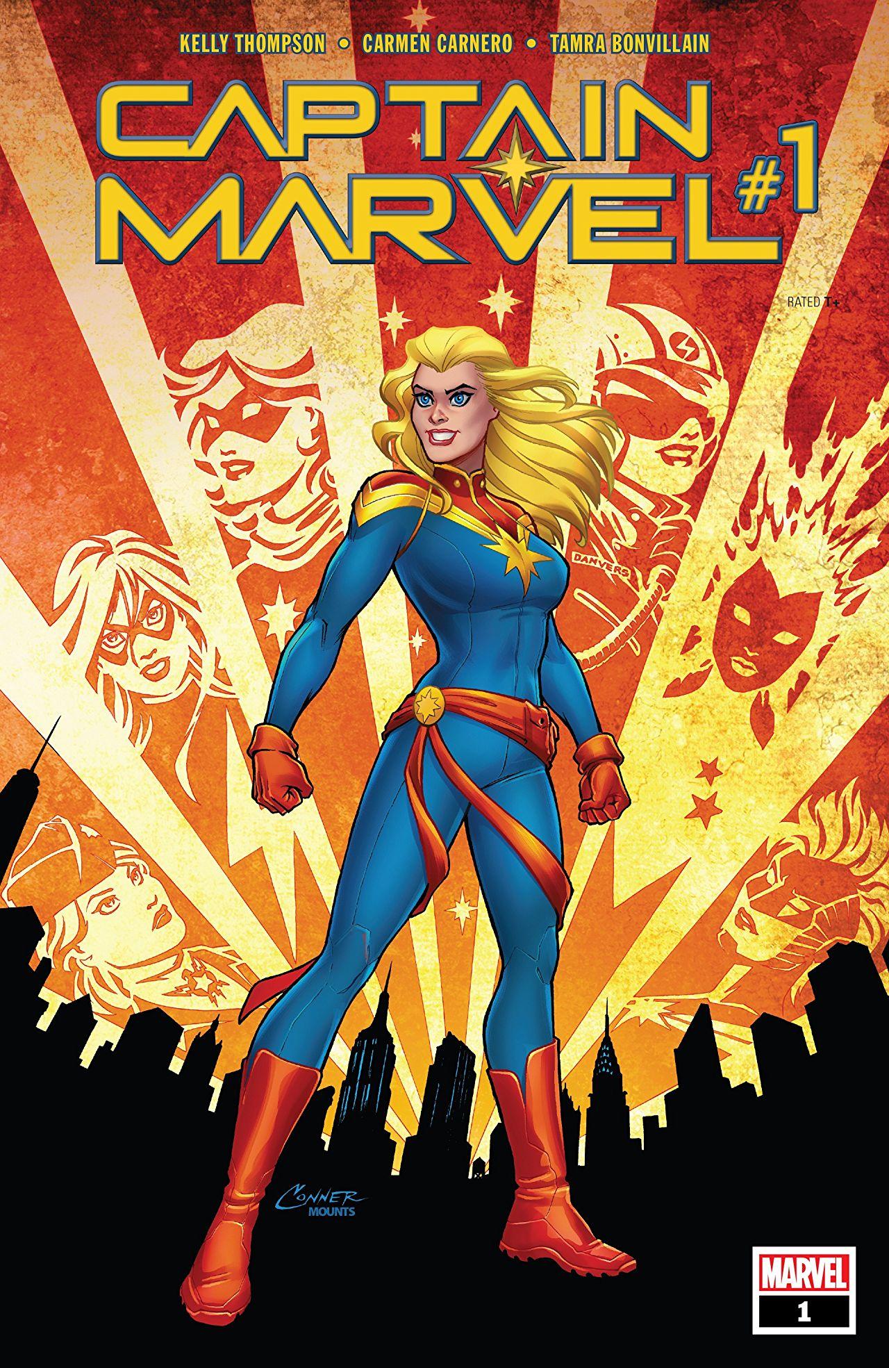 Staff Picks: Carol Danvers takes flight once more in 'Captain Marvel' #1