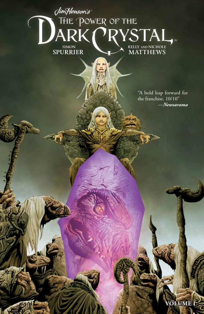 'Jim Henson's The Power Of The Dark Crystal'