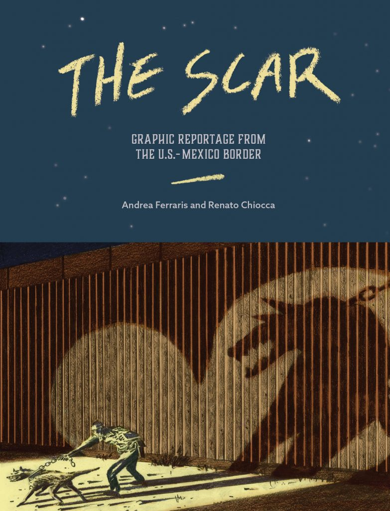 The Scar, Fantagraphics Press