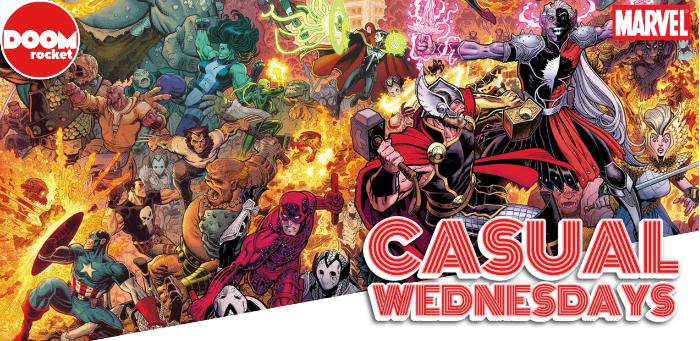 Those Astonishing April Solicits — CASUAL WEDNESDAYS