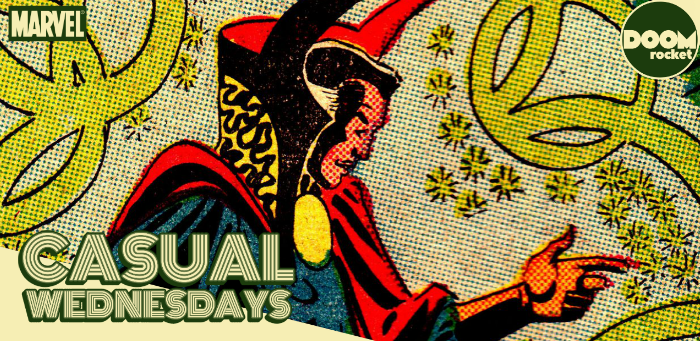 'Doctor Strange' 400 Issue Spectacular — CASUAL WEDNESDAYS