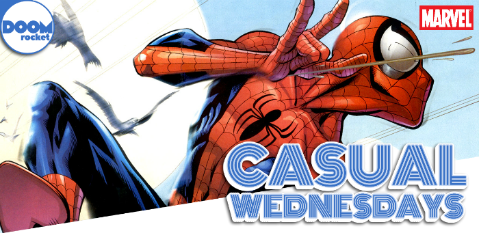 Face Front, Web-Heads, It's Our Spider-Man Episode — CASUAL WEDNESDAYS