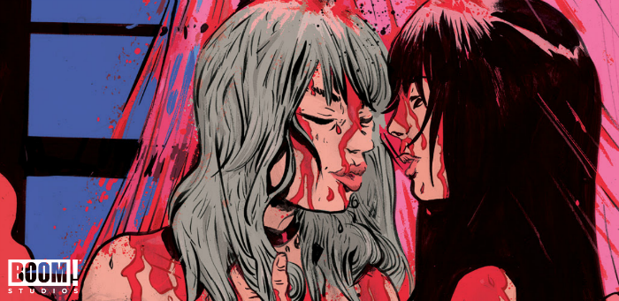 Azzarello & Llovet's 'Faithless' to spice up pull lists everywhere in April