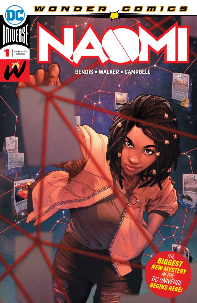 Staff Picks: Thrust into the center of the DC Universe is 'Naomi', our new comics obsession