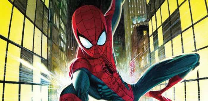 Peter Parker enjoys life between swings in 'Friendly Neighborhood Spider-Man'