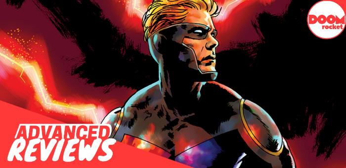 Gillen takes an appropriately metatextual approach to 'Peter Cannon: Thunderbolt' #1