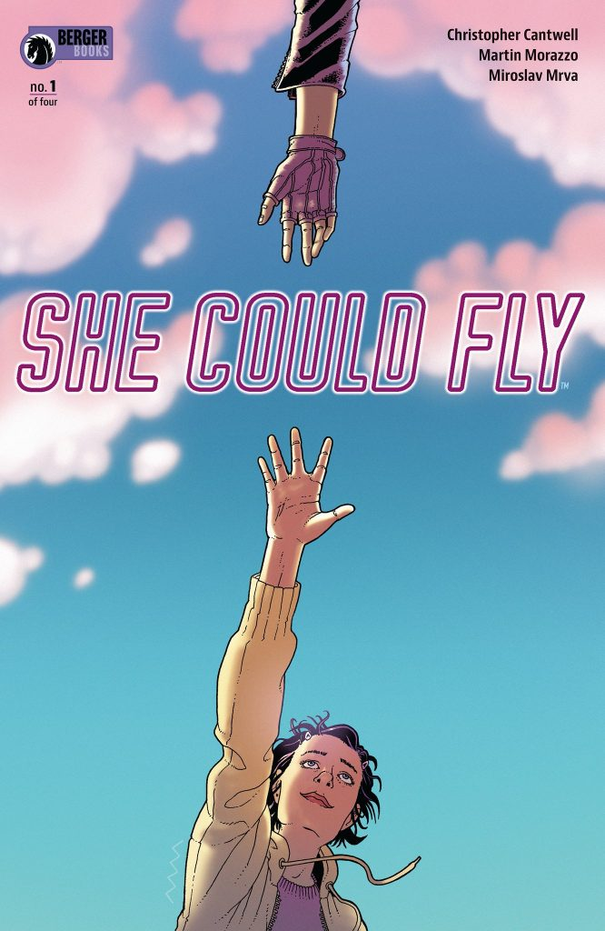 Required Reading: 'She Could Fly'