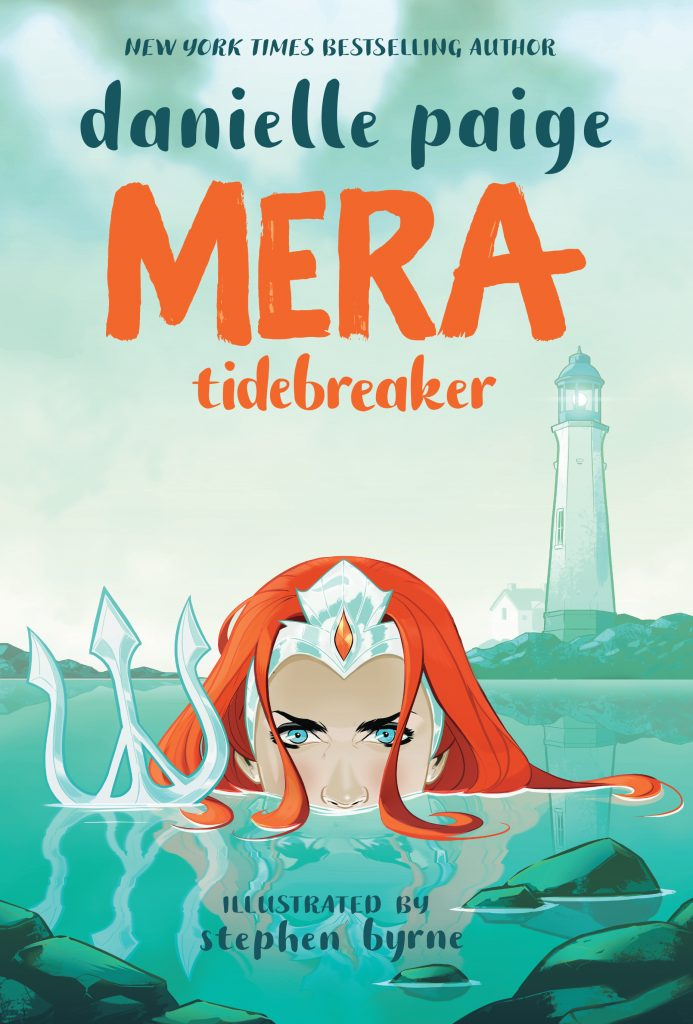 DC Ink releases first-look trailer for 'Mera: Tidebreaker' from Paige & Byrne