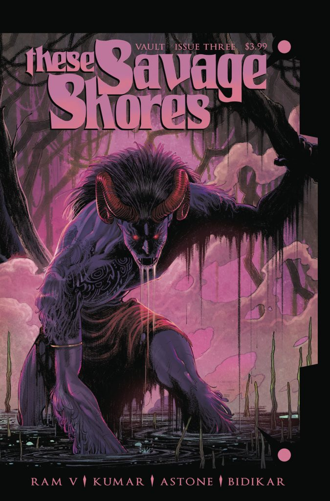 These Savage Shores #3 Review
