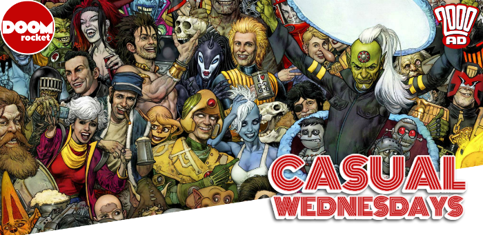 42 Years of Thrill-Power — CASUAL WEDNESDAYS
