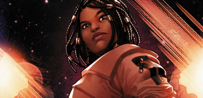 A secret Secret Origin elevates Wonder Comics' captivating 'Naomi'
