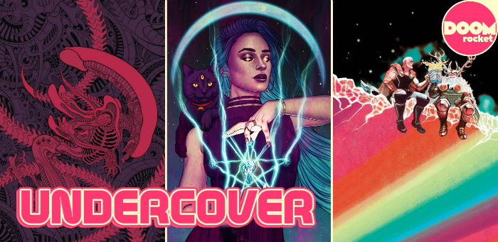 Undercover: A sliver of moon frames Jenny Frison's bewitching 'Blackbird' variant