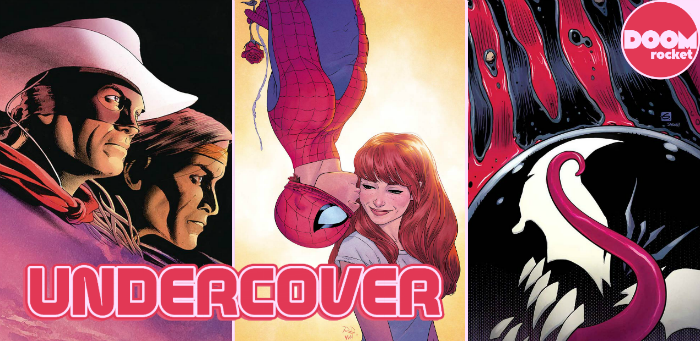 Undercover: Dauterman & Wilson make us blush with 'Love Romances' #1