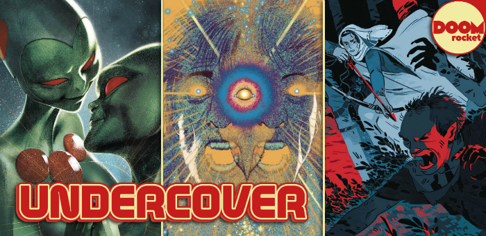 Undercover: Frazer Irving's 'Kino' cover on the verge of transcendence, entropy