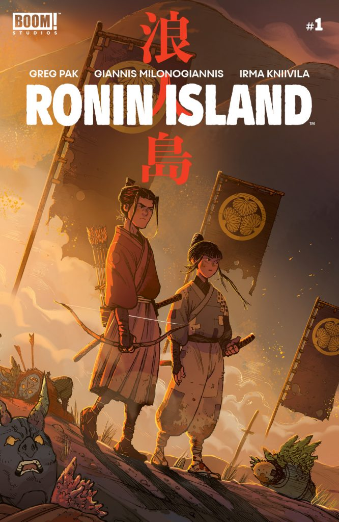 Staff Picks: 'Ronin Island' #1