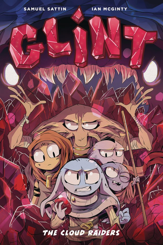 'Glint: The Cloud Raiders'