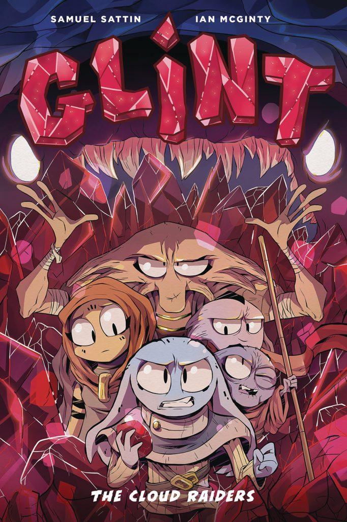 'Glint: The Cloud Raiders'