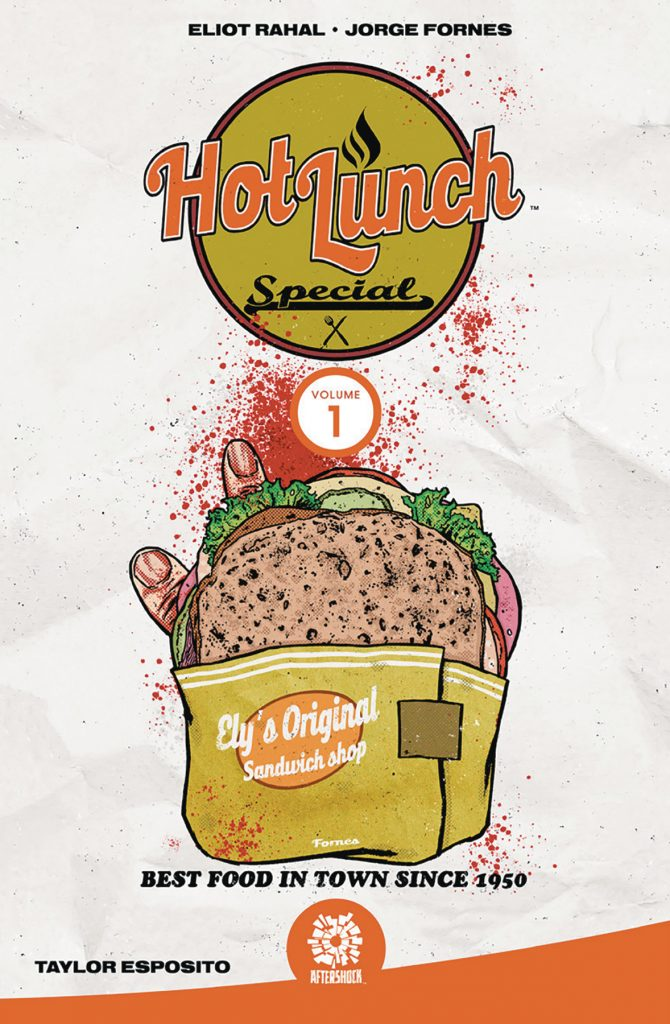 'Hot Lunch Special Vol. 1'