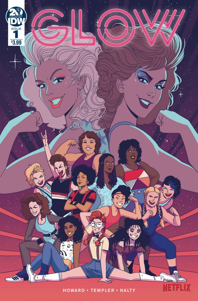 Staff Picks: IDW's 'Glow' #1 a pitch-perfect continuation of Netflix's binge champion