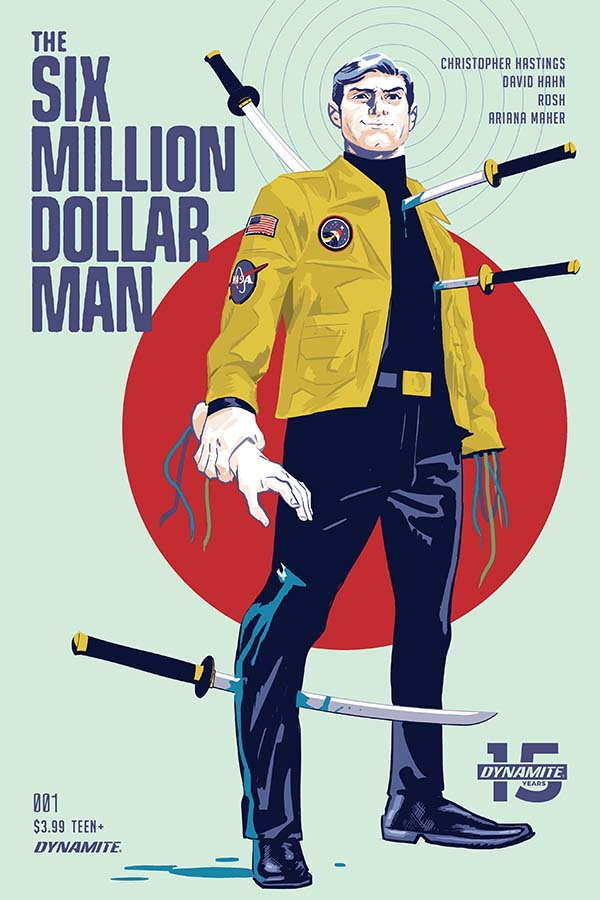 'Six Million Dollar Man' upgrades its humor and finds a better, stronger, goofier Steve Austin