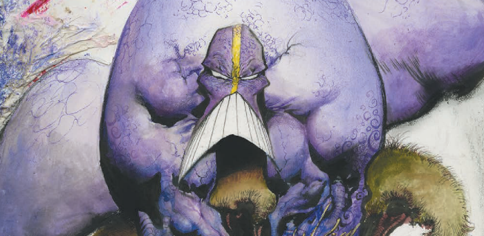 A Kieth novice takes a crack at IDW's 'The Maxx 100-Page Special'