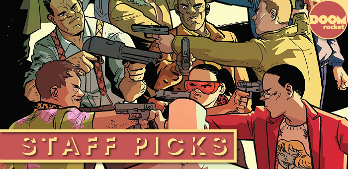 Staff Picks: 'Assassin Nation' #1 is vulgar, wild, and we're ready for it