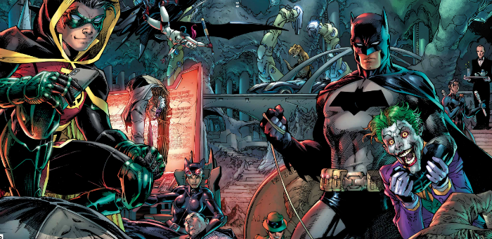'Detective Comics' #1000 pulls out all the stops to pay tribute to a titanic legacy