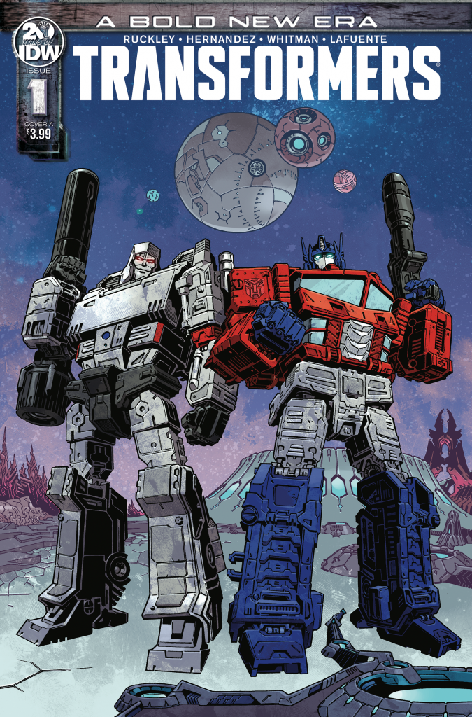 10 things concerning Brian Ruckley, Angel Hernandez, and a new era of IDW's 'Transformers'