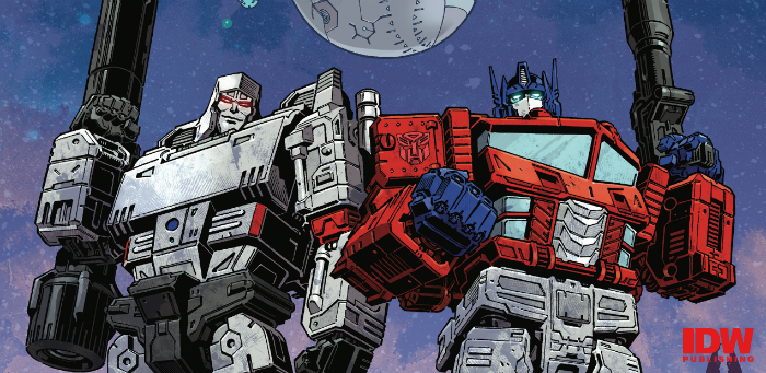 10 things concerning Brian Ruckley, Angel Hernandez, and a bold new 'Transformers' era