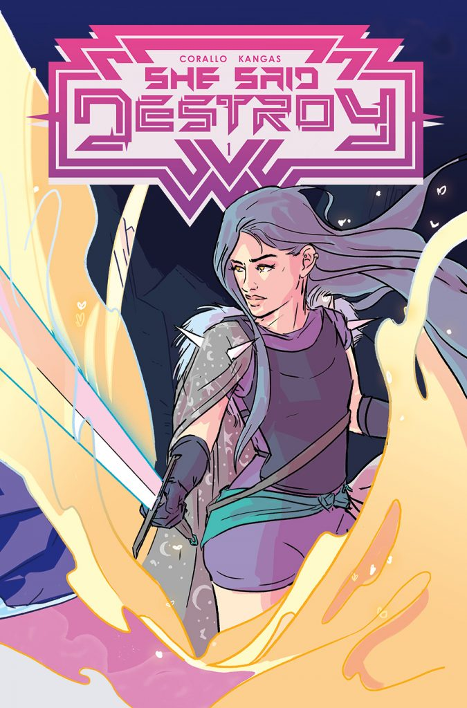 'She Said Destroy' #1: The DoomRocket Advance Review