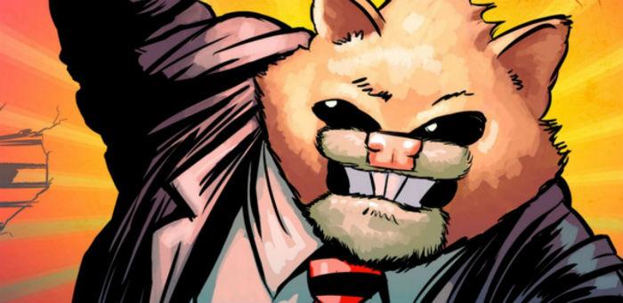 'Hamster Rage', the World's Weirdest Web Comic, finally launches a Kickstarter
