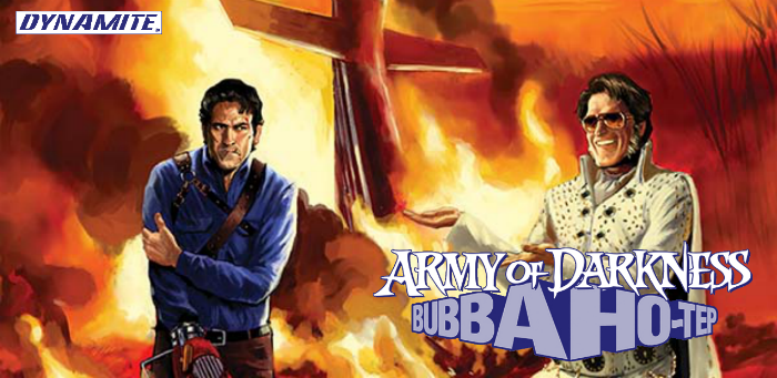 EXCLUSIVE: Scott Duvall plays the hits that inspired 'Army of Darkness/Bubba Ho-Tep'