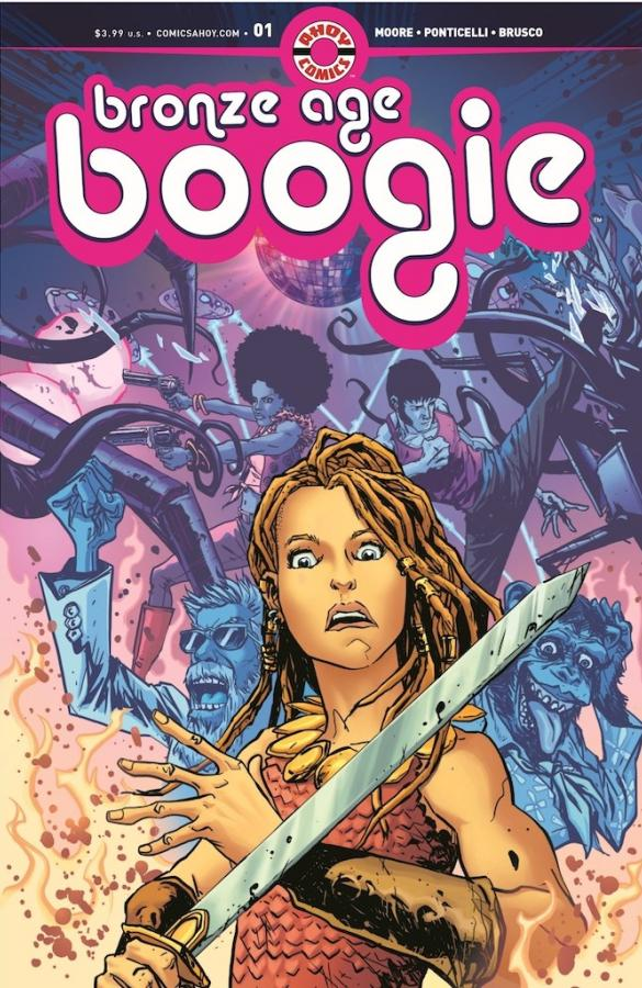 'Bronze Age Boogie' #1: The DoomRocket Review