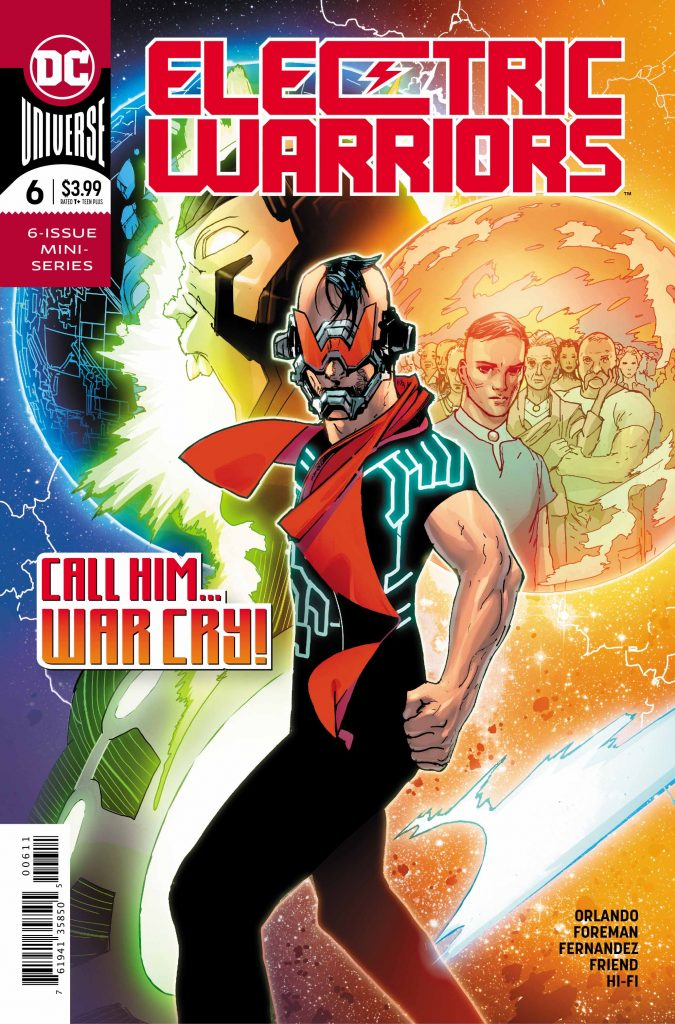 Electric Warriors #6: The DoomRocket Review