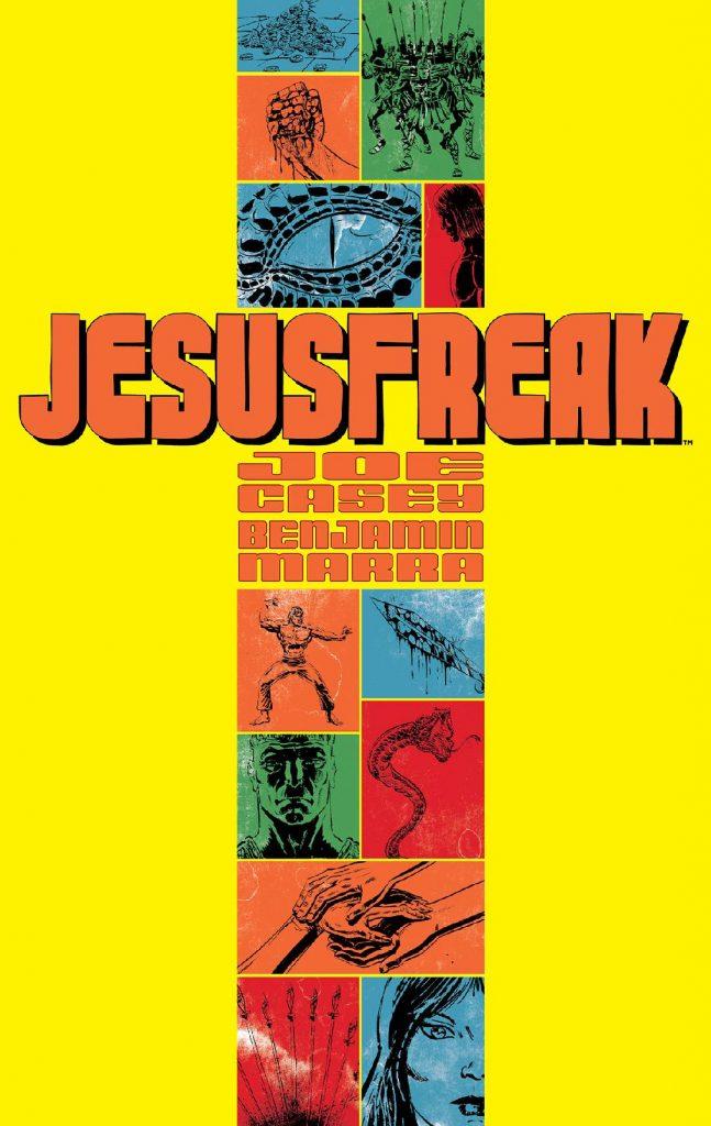 'Jesusfreak'