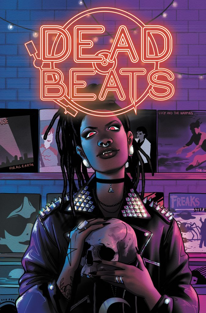 """6 things concerning Ivy Weir, """"Steenz"""" Stewart, and their wicked entry into 'Dead Beats'"""