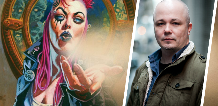 EXCLUSIVE: 5 things concerning Cullen Bunn and 'Punk Mambo'