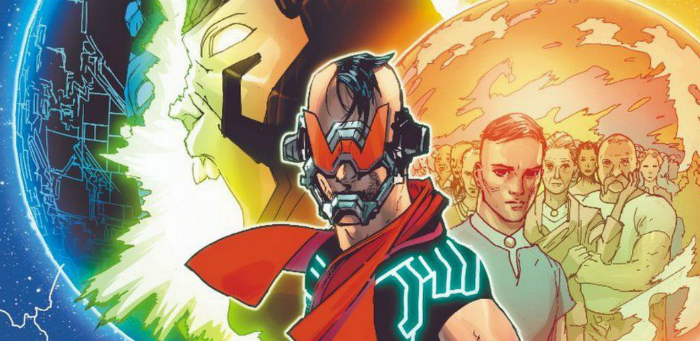 'Electric Warriors' #6 a crackling finale to a rip-roaring DC future shock