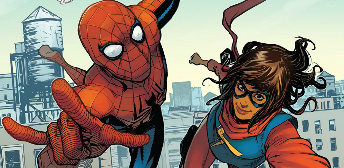 'Marvel Team-Up' #1 a well-tailored exploration of when two heroes share a call to action