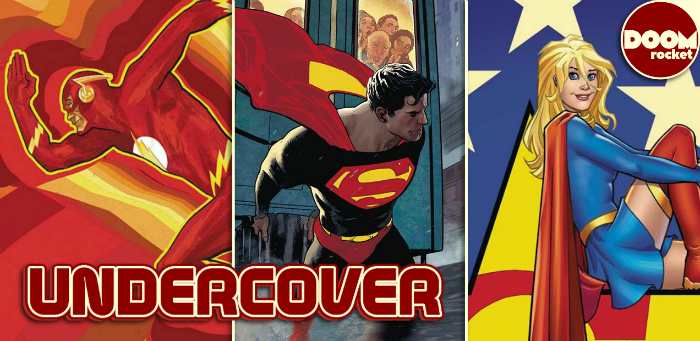Undercover: Adam Hughes' 'Superman' variant more powerful than… well, you know