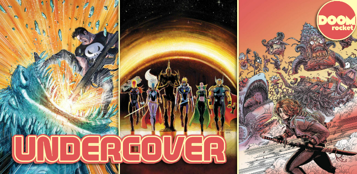 Undercover: David Marquez brings brighter celestial bodies to 'Guardians of the Galaxy'