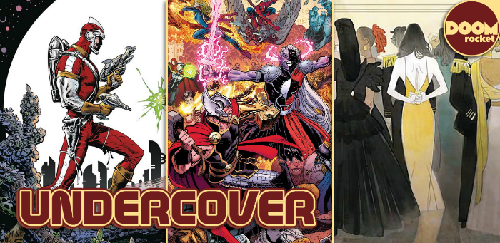 Undercover: Adams & Wilson's 'War of the Realms' will Baroque you like a hurricane