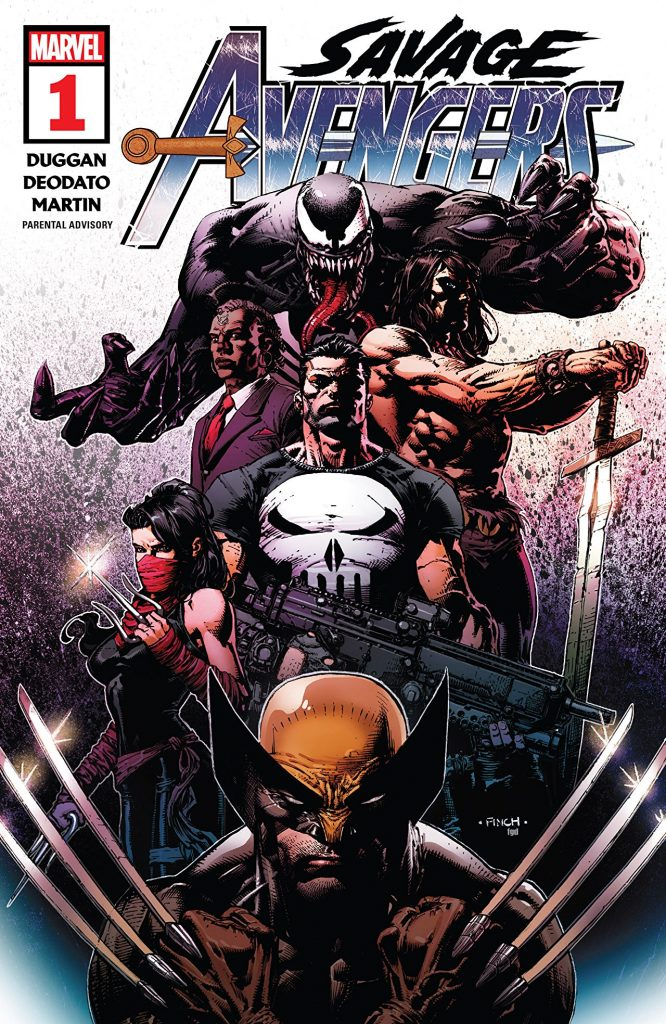 Savage Avengers #1: The DoomRocket Review