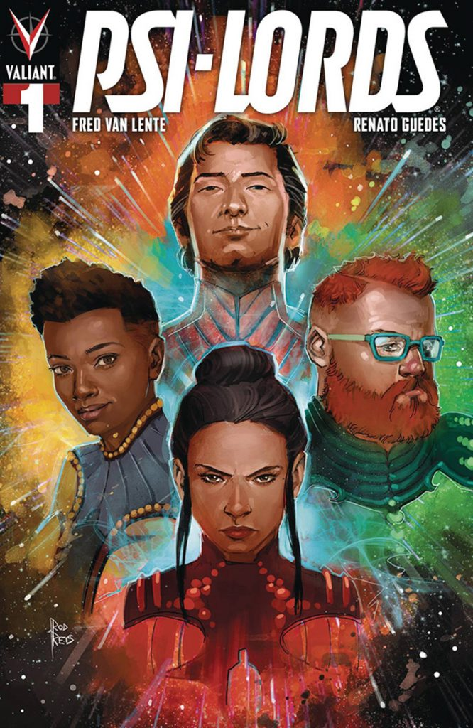 Psi-Lords #1: The DoomRocket Review