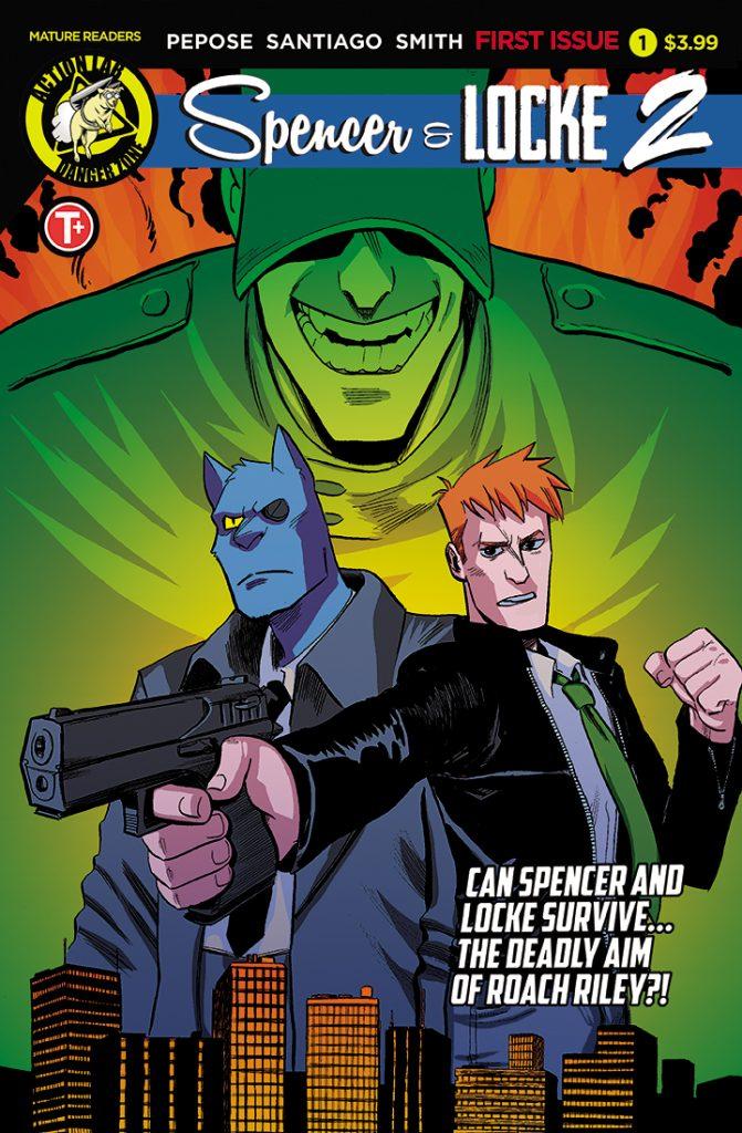 Spencer & Locke 2 #1: The DoomRocket Review