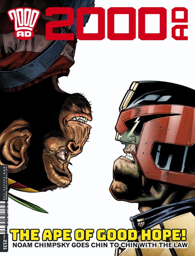 Preview: '2000 AD' prog 2131