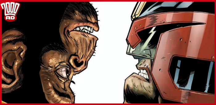 Preview: Noam Chimpsky, '2000 AD' prog 2131