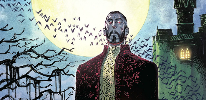 Beautiful and bloody, 'These Savage Shores' #4 is another Vault Comics triumph